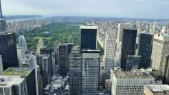 New York City from the Top of the Rock