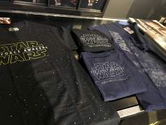 Star Wars: The Force Awakens t-shirts