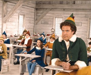 Will Ferrell in Elf
