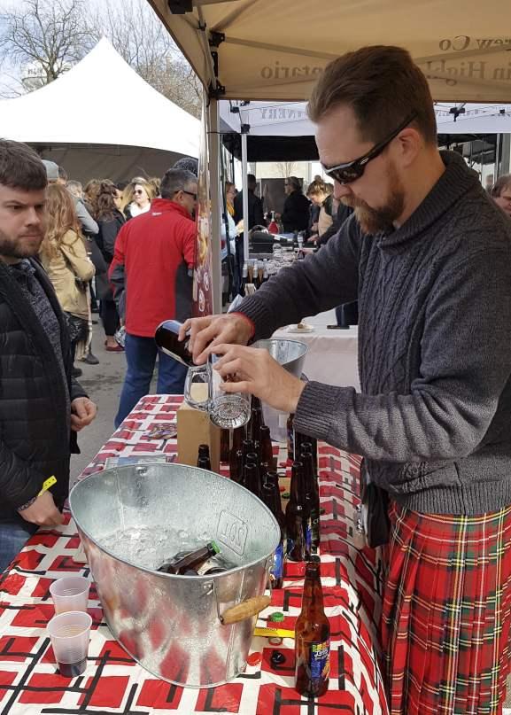 Highlander Brewing