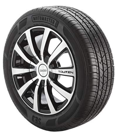 MotoMaster SE3 All-season tire
