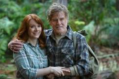 Bryce Dallas Howard and Robert Redford