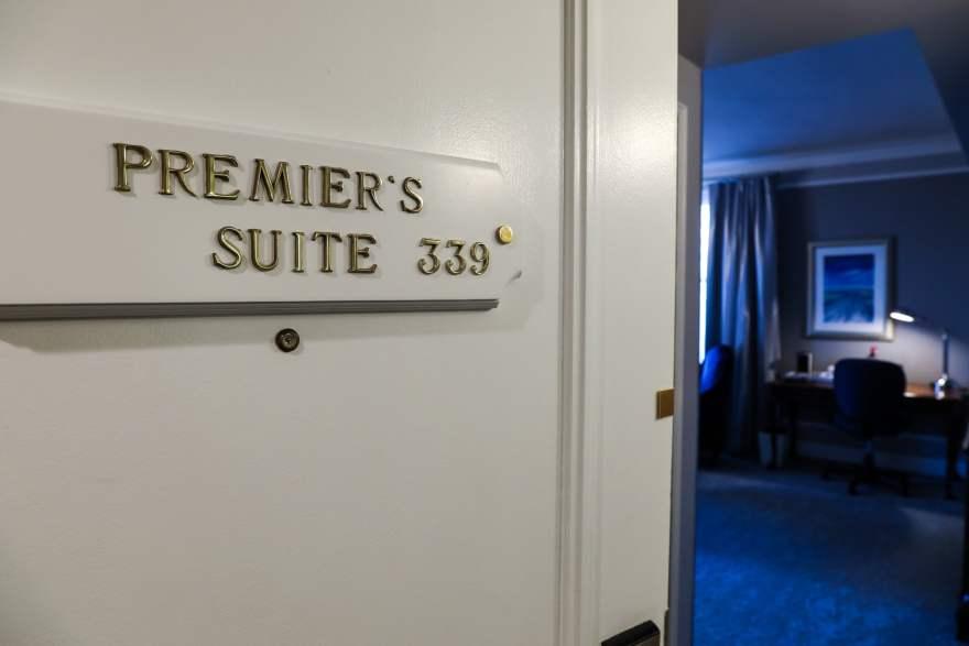 Premier's Suite
