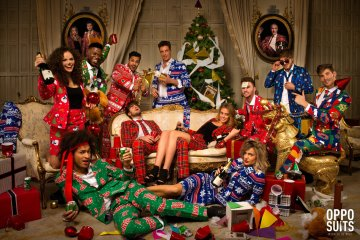 OppoSuits Christmas Suits