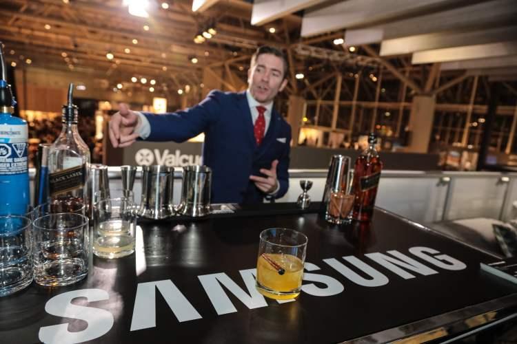 Diageo Reserve Brands Ambassador Simon Hooper
