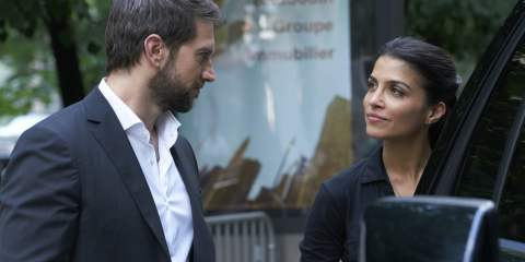 Luke Roberts and Nazneen Contractor in Ransom