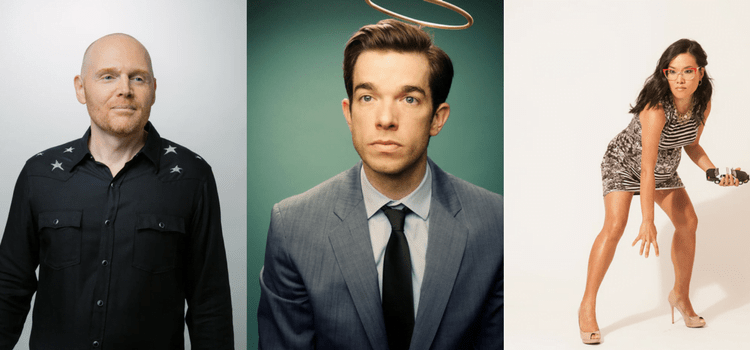 Bill Burr, John Mulaney, Ali Wong