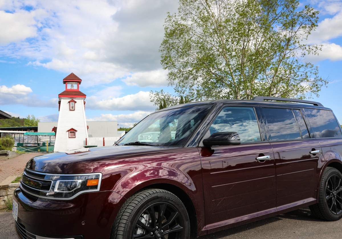 Celebrating Canada 150 with a Ford road trip from Toronto to Sault Ste. Marie