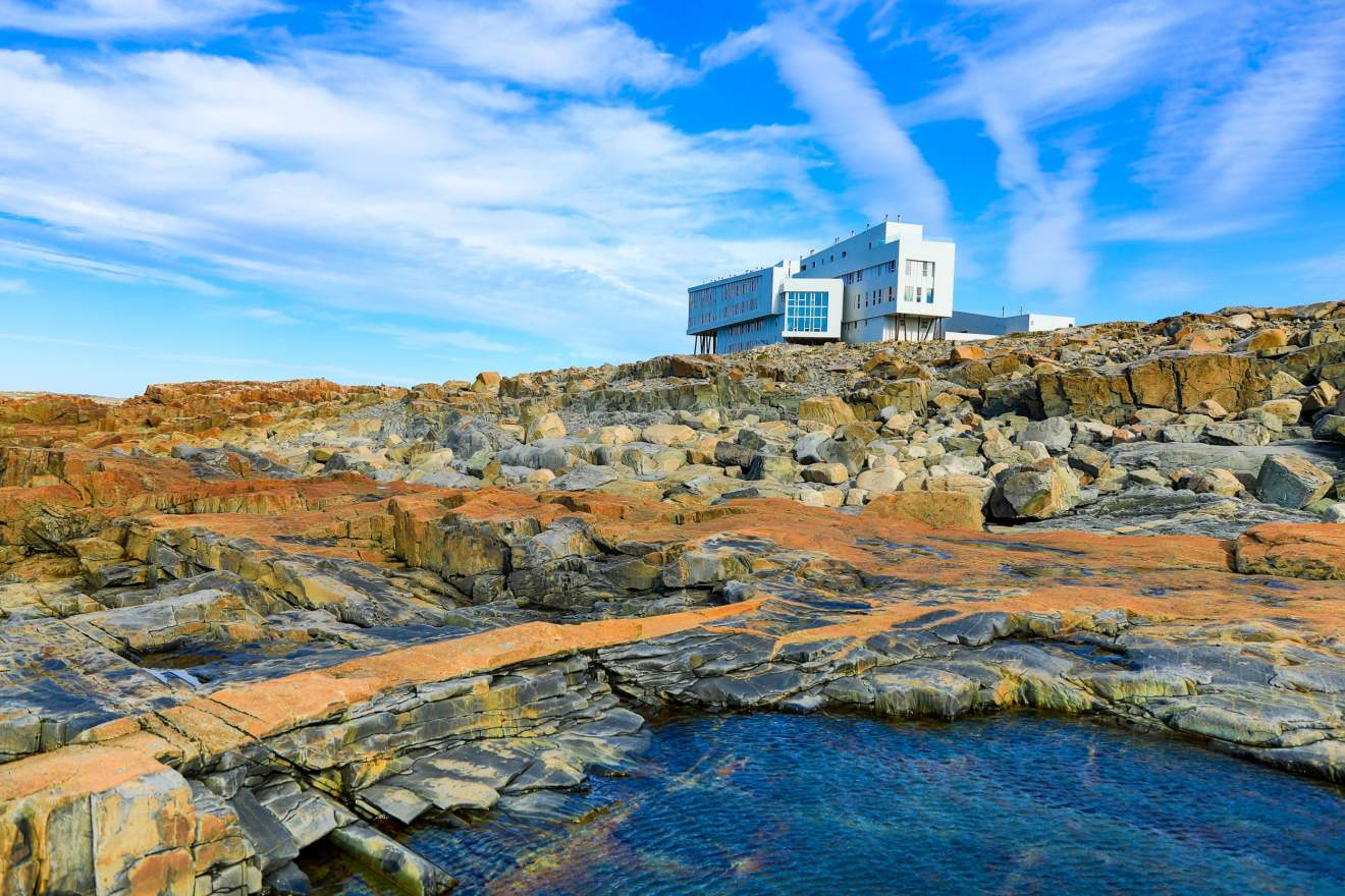 Canada and the Edge: Fogo Island & Newfoundland