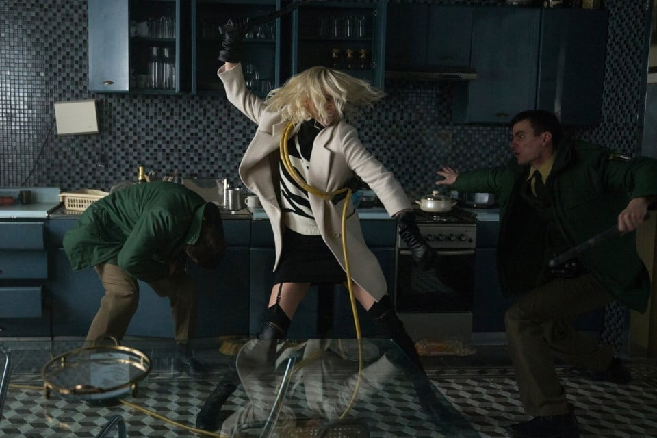 Giveaway: 'Atomic Blonde' on Blu-ray