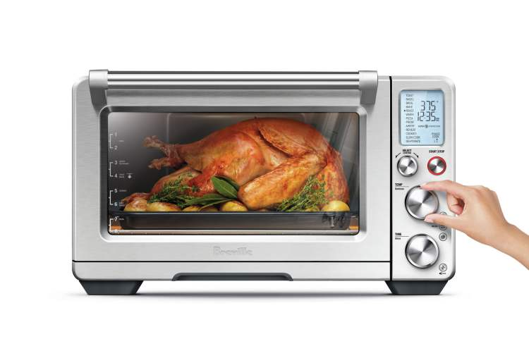 Giveaway Breville Smart Oven Air For The Holidays The Gate