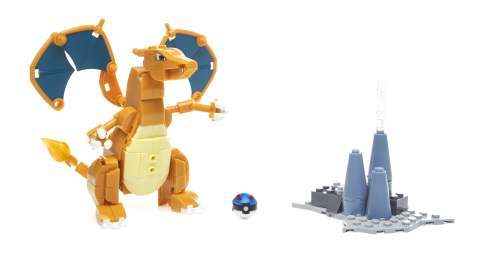 Mega Construx Pokemon – Charizard