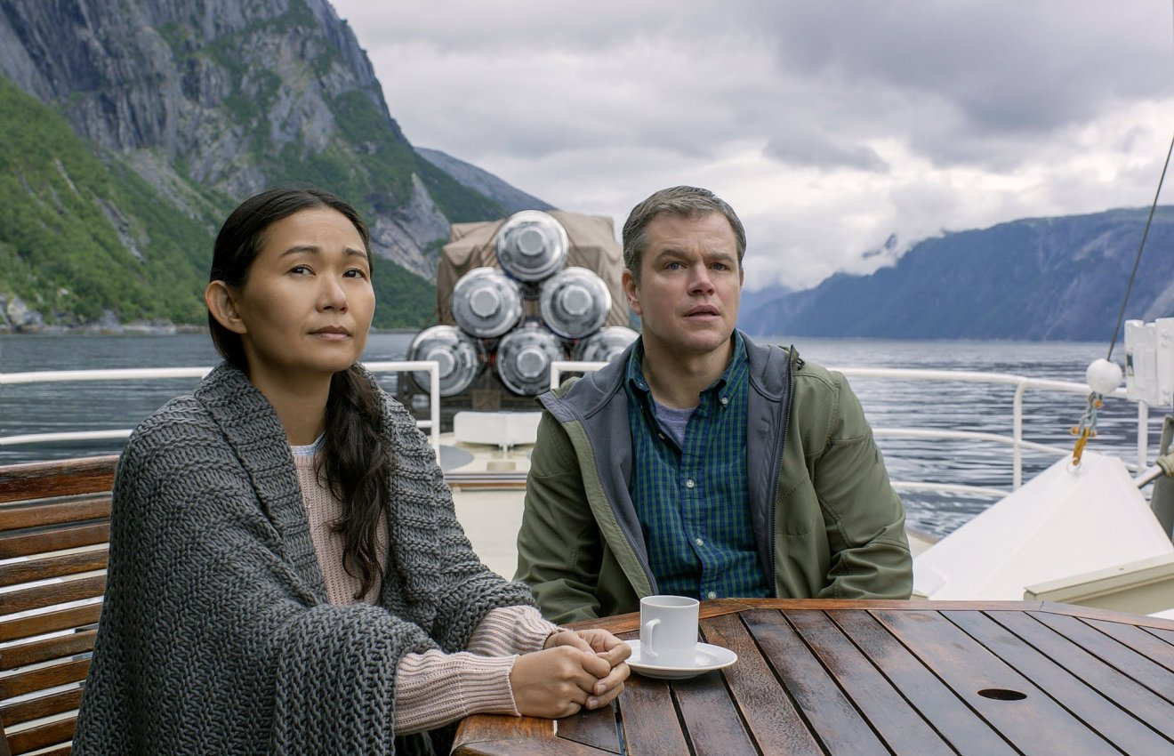 Review: 'Downsizing'