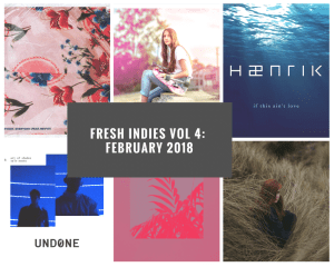 Fresh Indies Vol 4 Feb 2018