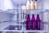 Inside the Samsung fridge