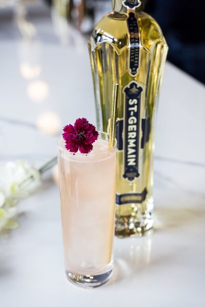 St-Germain's Royal Spritz Cocktail