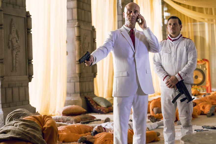 Pip Torrens as Herr Starr in Preacher Season 3