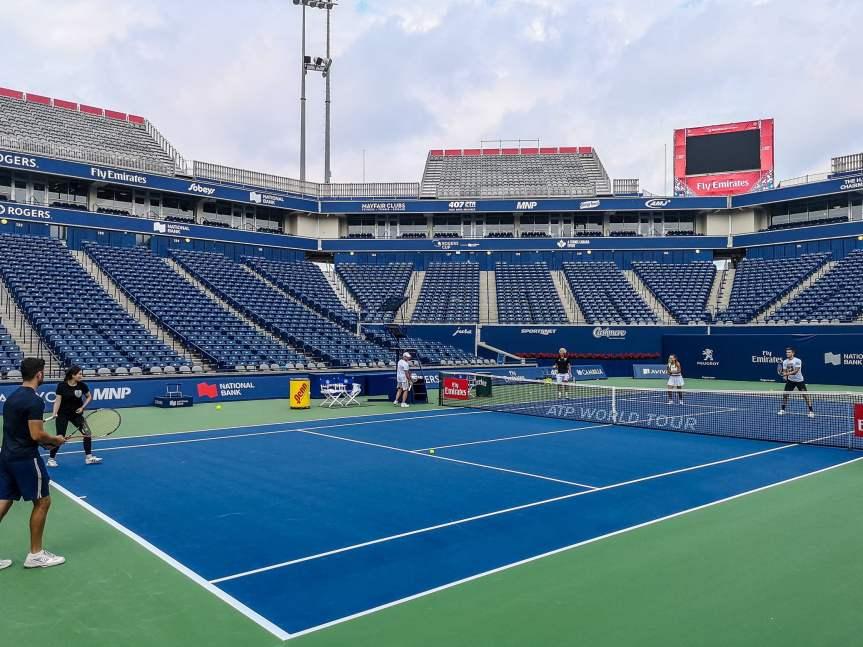 Rogers Cup - Stadium Court