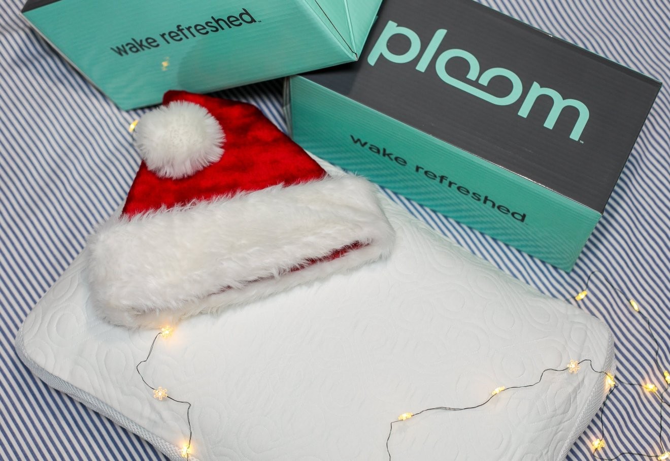 Ploom pillow by Sleep Country