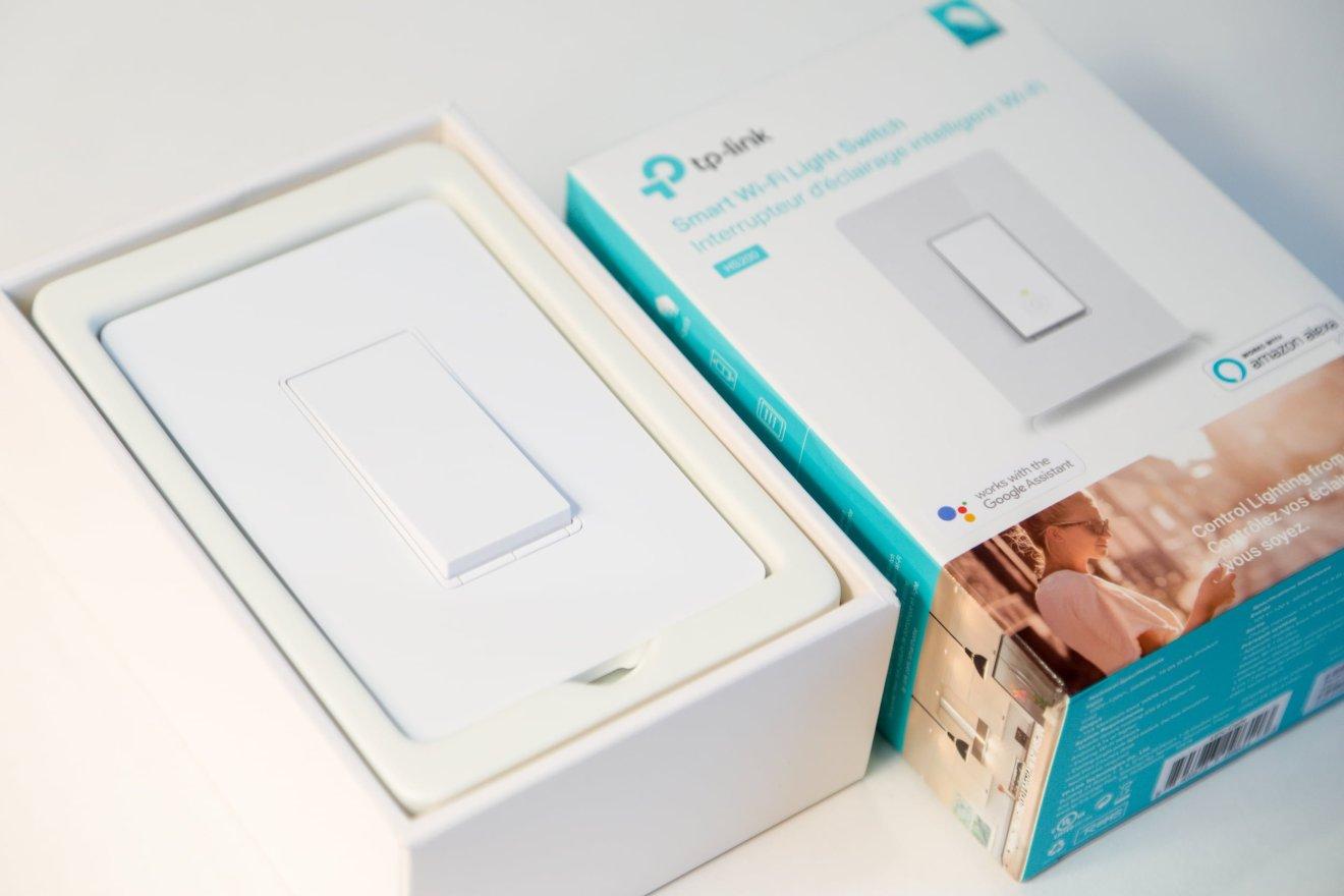 TP Link Smart Wi-Fi Light Switch