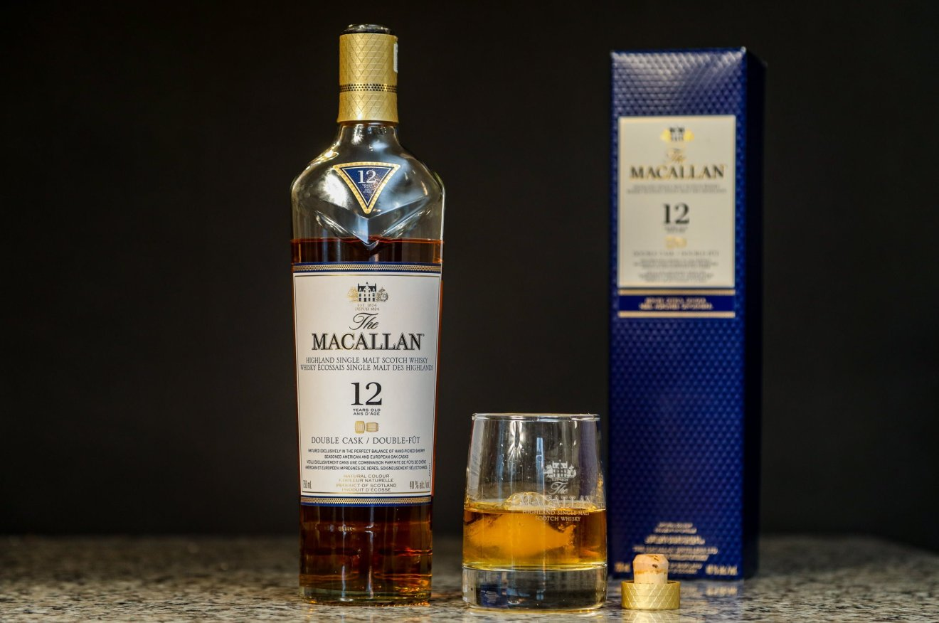 The Macallan 12 Years Old Double Cask Whisky