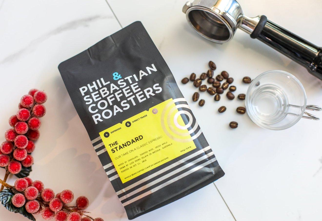 Phil & Sebastian Coffee Roasters subscription
