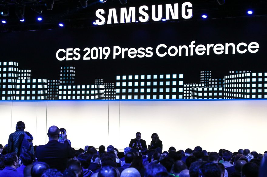 Samsung Press Conference