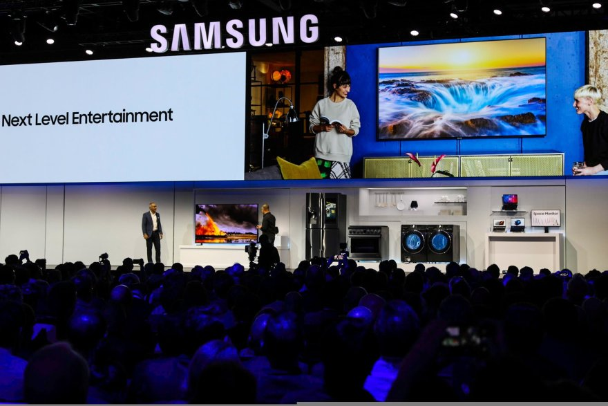 Samsung's CES 2019 Press Conference