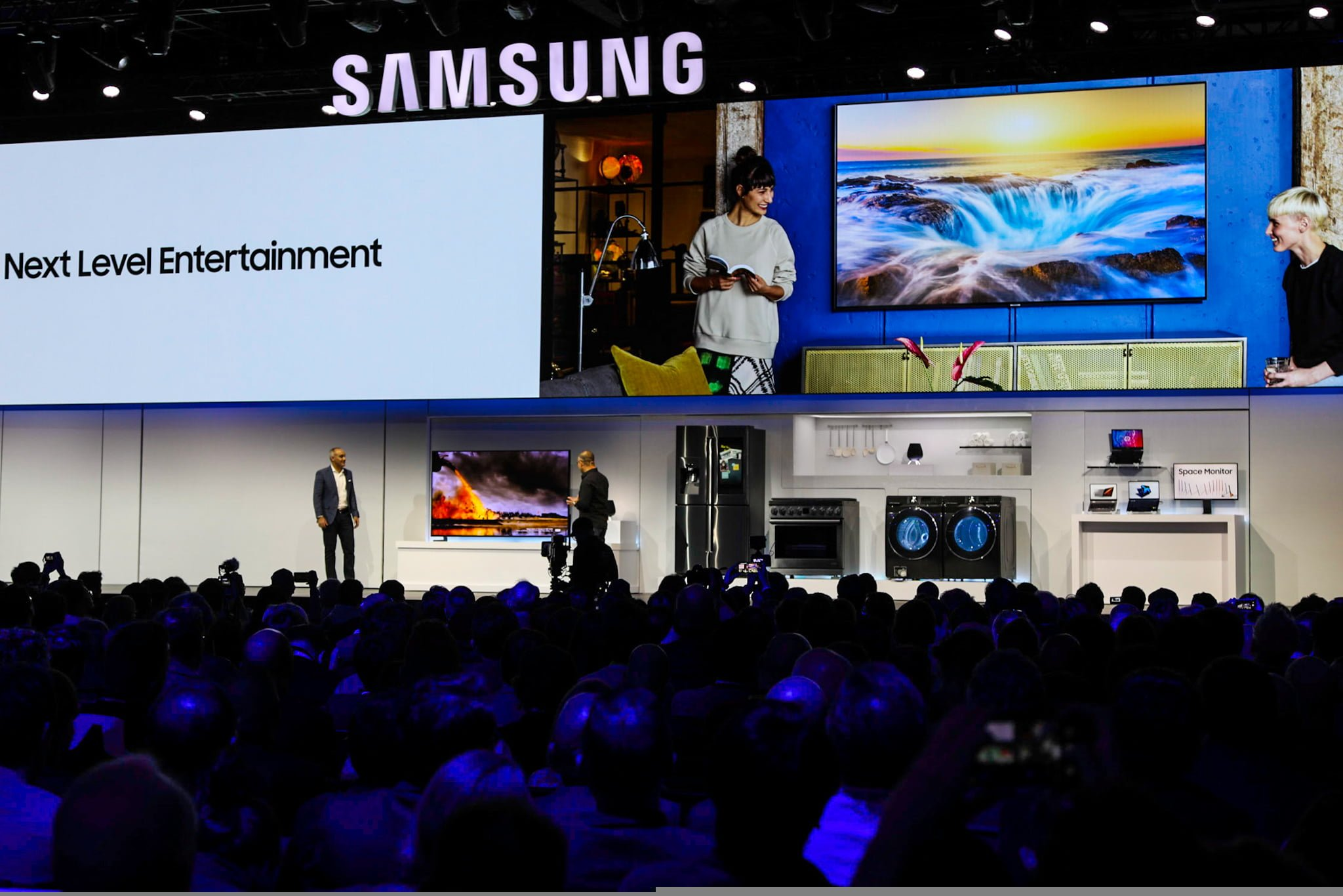 Samsung's CES 2019 Press Conference | The GATE
