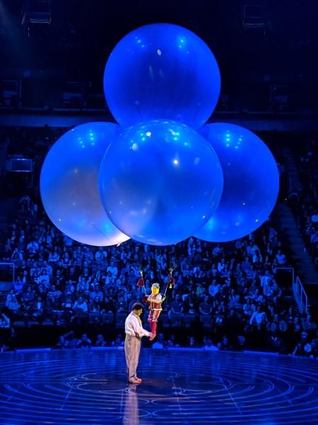 Cirque du Soleil's Corteo