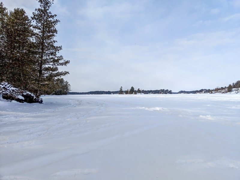 Lake Muskoka in Gravenhurst
