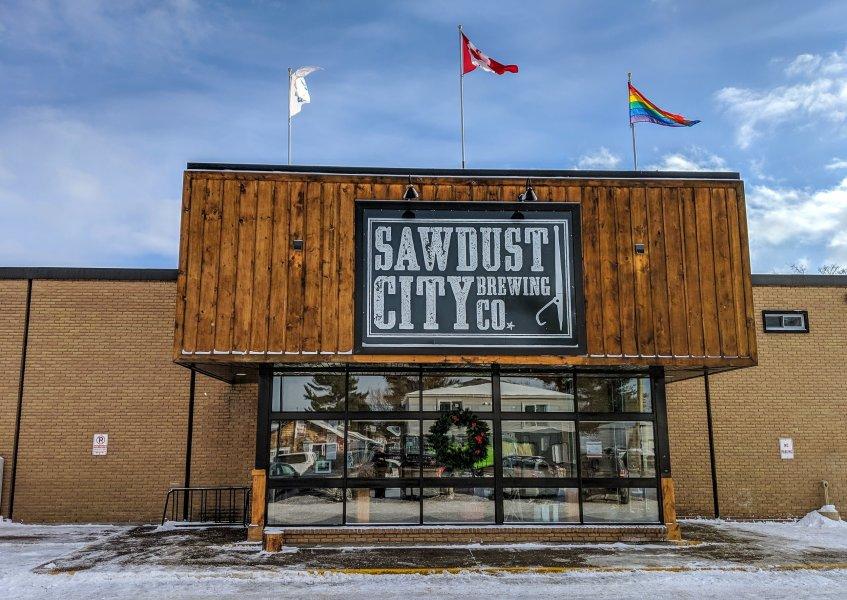 Sawdust City Brewing Company