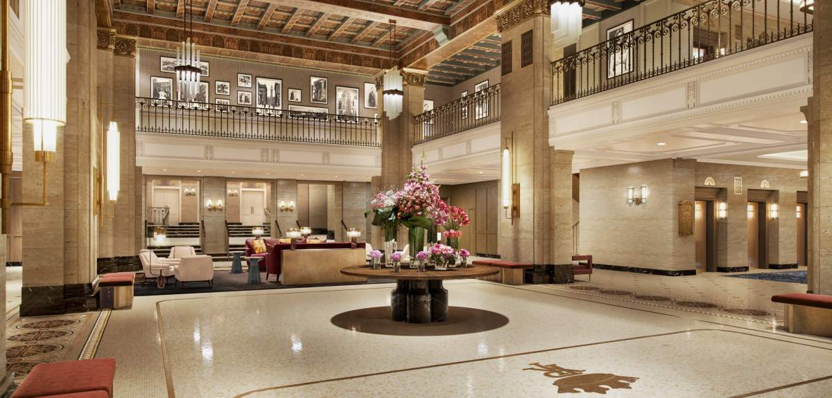 "Fairmont Royal York prepares to celebrate 90th anniversary with ""majestic transformation"""