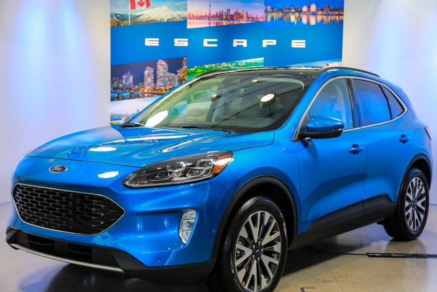 Introducing The 2020 Ford Escape The Gate