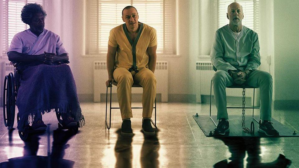 Giveaway: Glass on Blu-ray