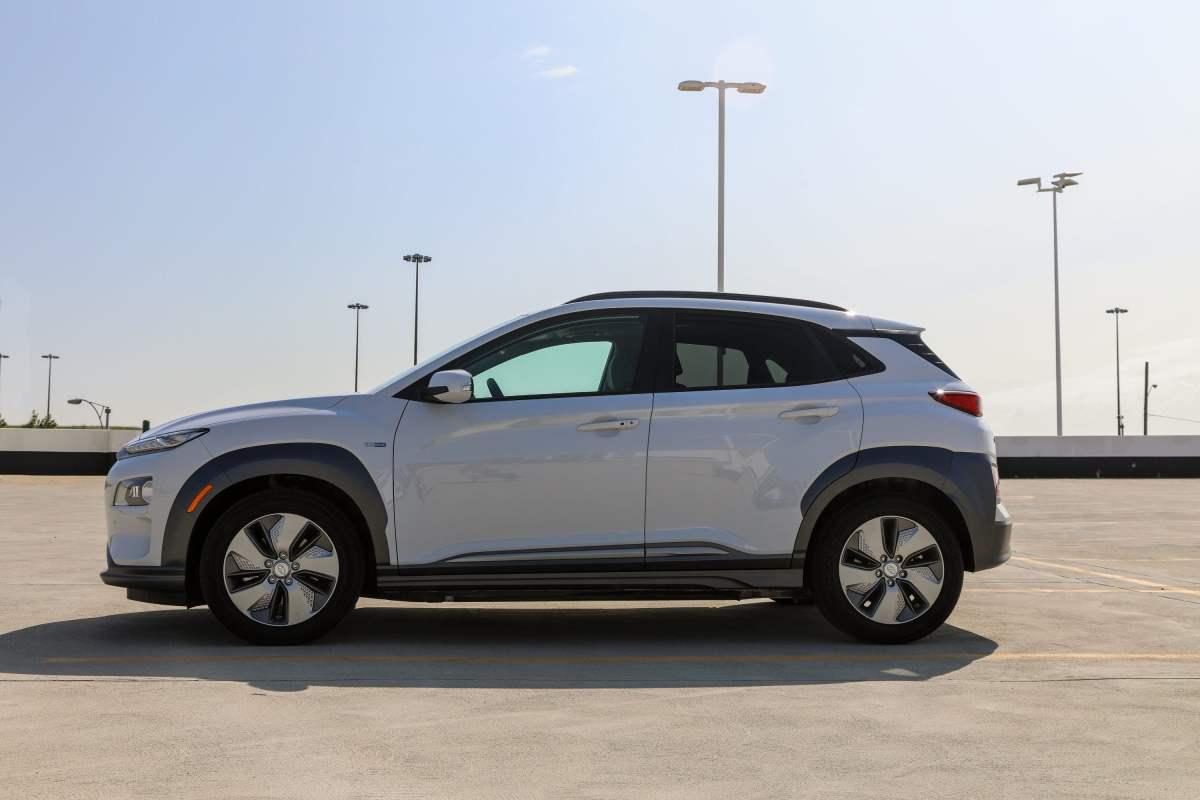 Hyundai 2019 Kona EV