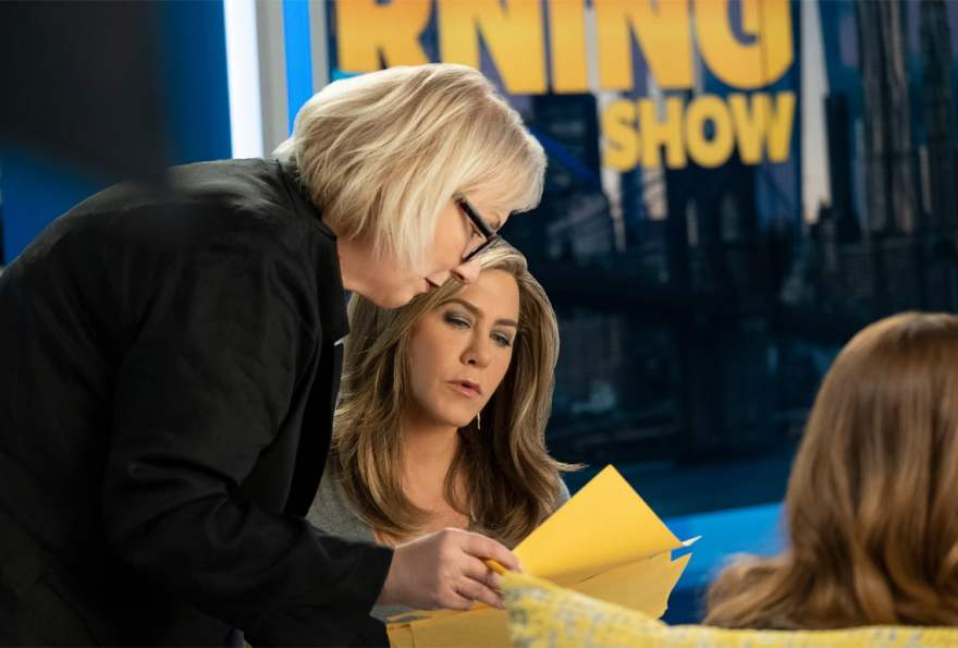 The Morning Show with Jennifer Aniston