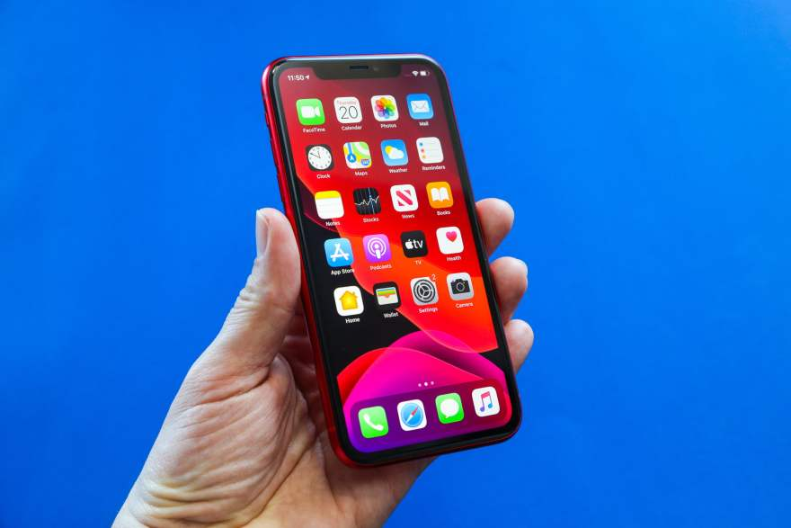 Apple iPhone 11 display