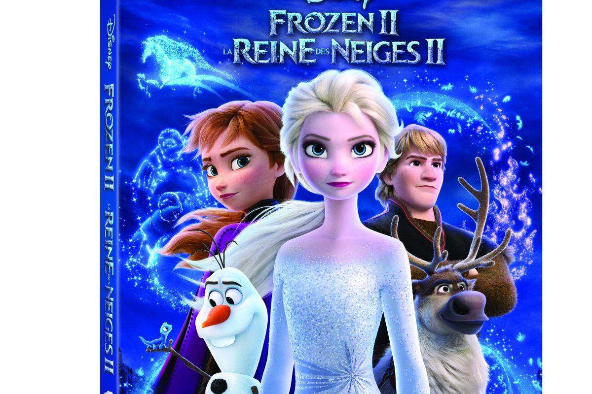 Frozen 2 on Blu-ray