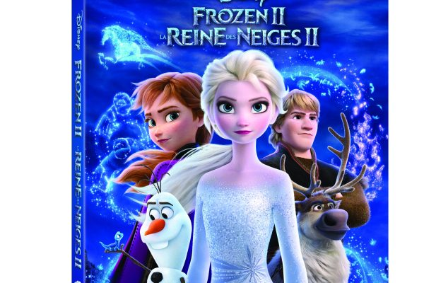 Frozen 2 on Blu-ray