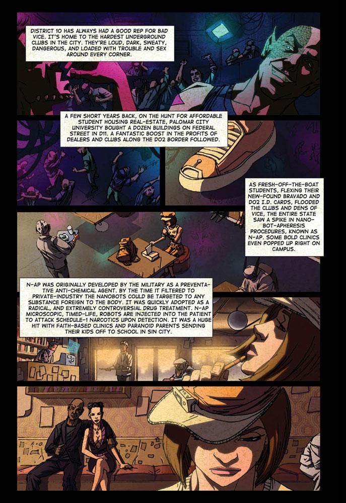 Lem + Eightball Page 1