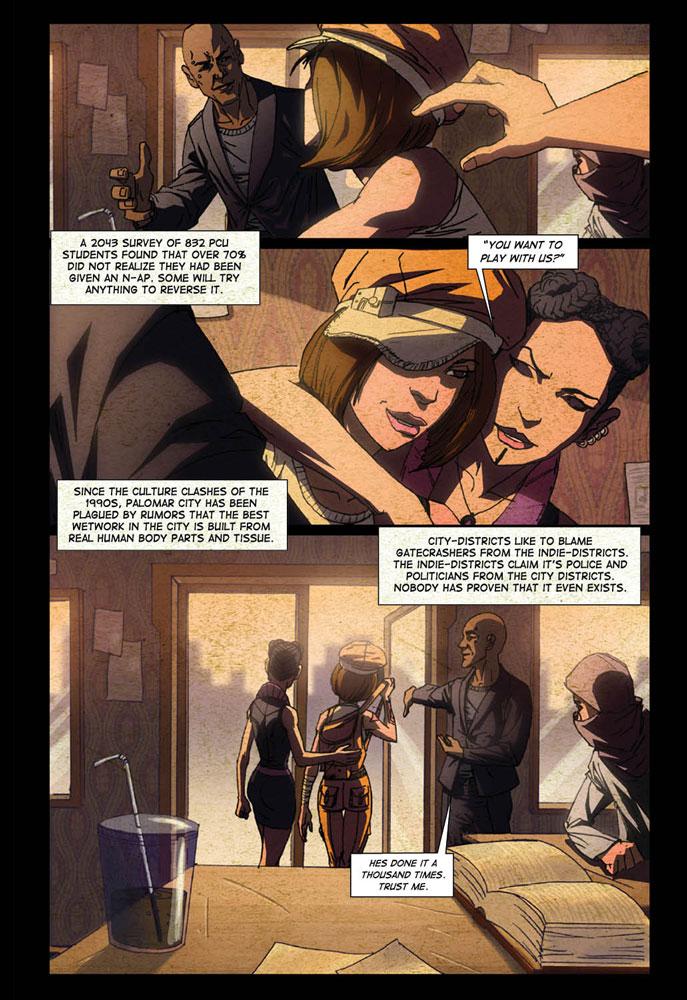 Lem + Eightball Page 2