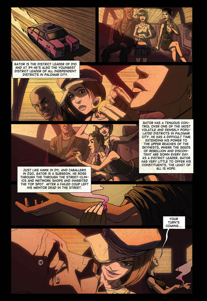 Lem + Eightball Page 3