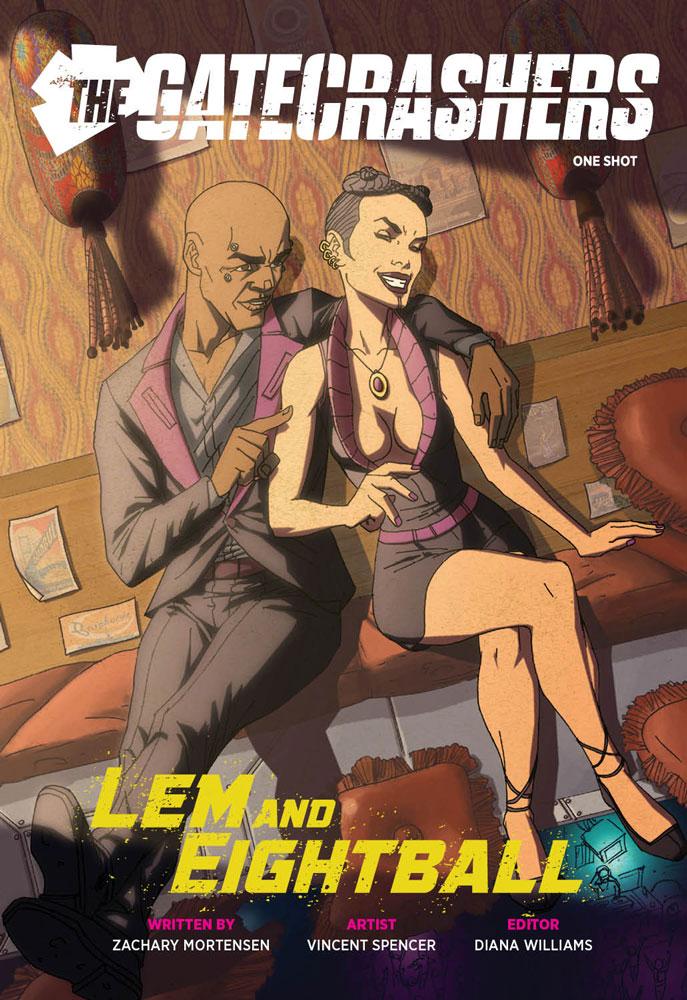 Lem + Eightball