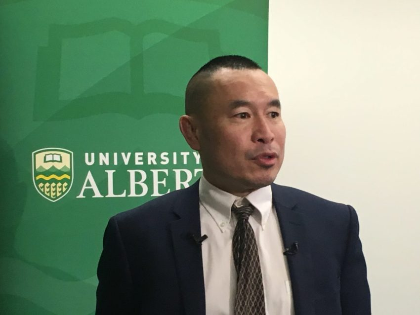 Chief information security officer Gordie Mah, delivers details about November and December's malware incidents.