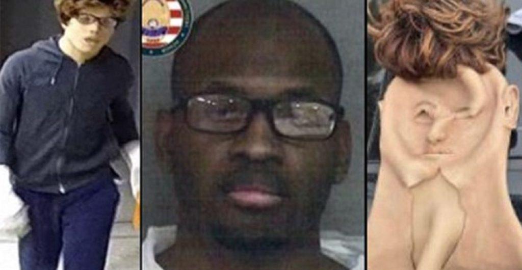 LOOK: CREEPY.. Black Man Wore White Person Mask to Commit Dozens of Crimes in LA