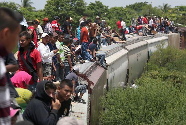 mexico train