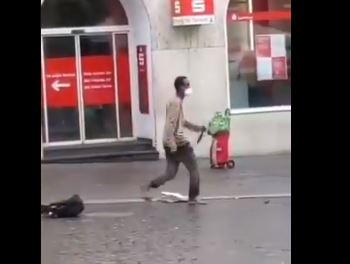 Three Dead and Ten Injured After Somalian Migrant Goes on Stabbing Attack in Germany (VIDEO)