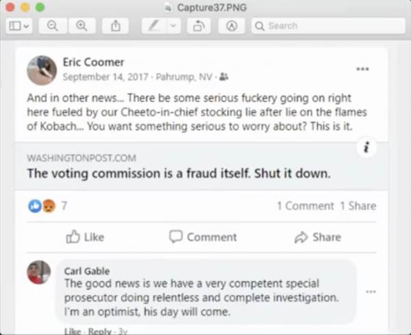 , Denver Business Owner: Dominion's Eric Coomer Is an Unhinged Sociopath — His Internet Profile Is Being Deleted and Erased (AUDIO), i-NEWS