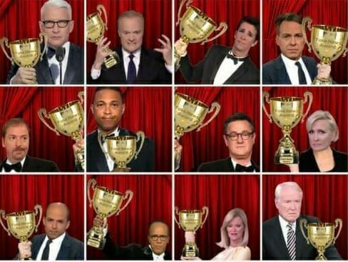 President Trump Announces Much Anticipated #FakeNews Awards — BREAKS THE INTERNET! …Update: Awards Listed